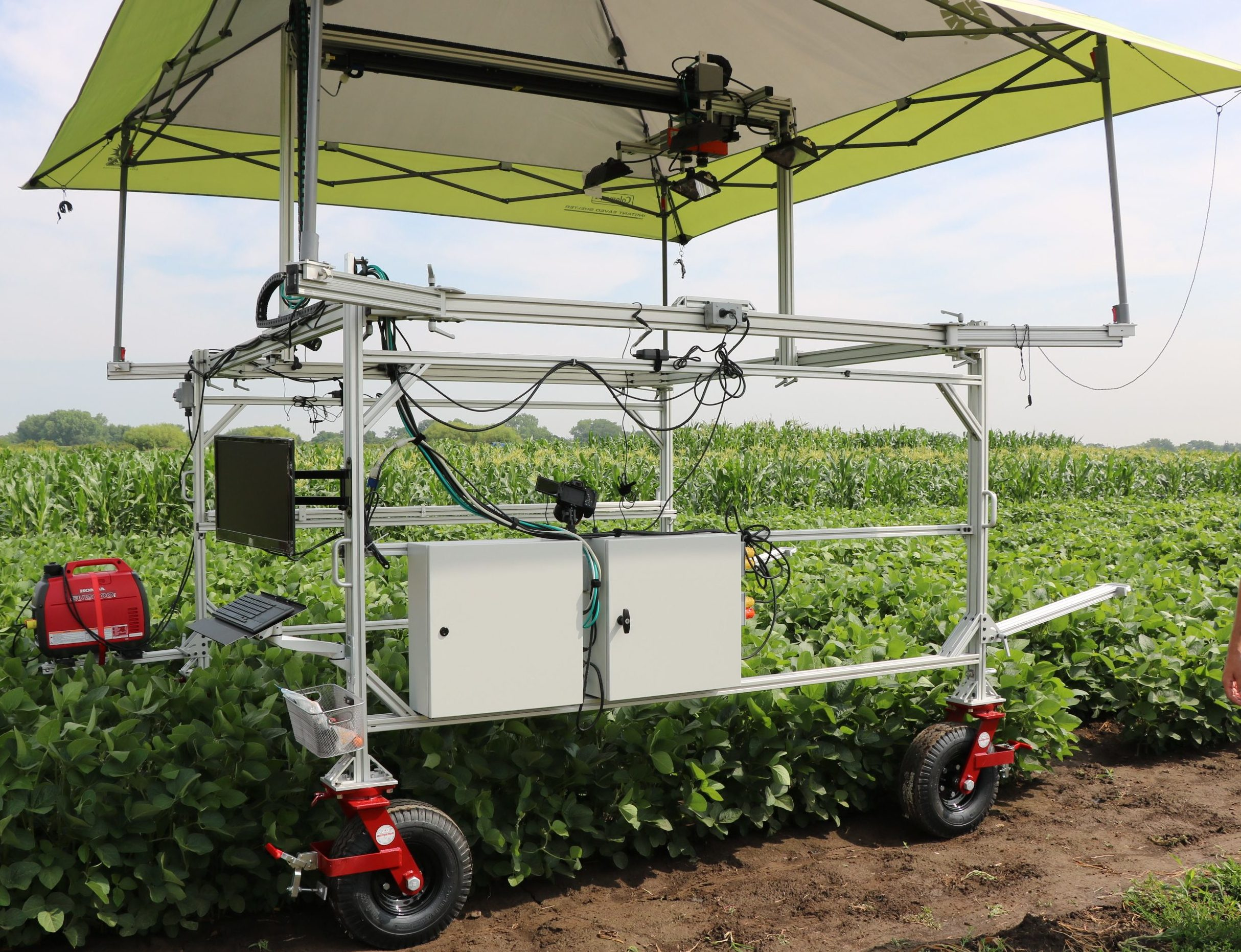 Phenotyping Cart
